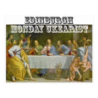 Postcard - Monday Ukearist