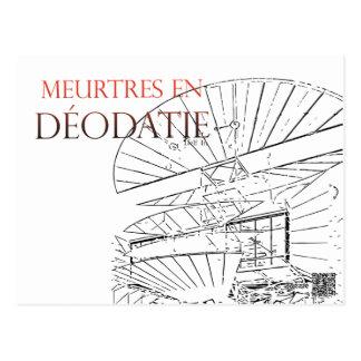 Postcard Murder in Déodatie