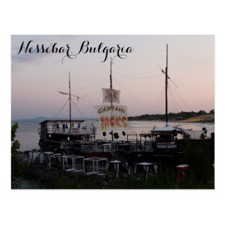 Postcard Nessebar, Bulgaria
