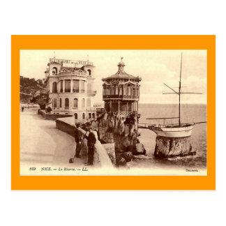 Postcard, Nice, La Reserve Postcard