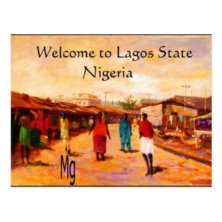 Postcard - Nigeria