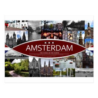 Postcard of Amsterdam