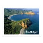 postcard of Ecuador Galapagos