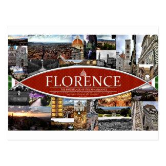 Postcard of Florence