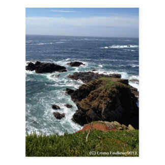 Postcard of Lizard Point, Cornwall