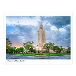 Postcard of Nebraska State Capitol