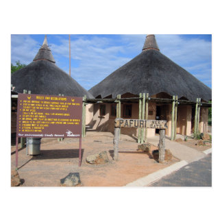 Postcard Pafuri Spoils (North Entrance Kruger