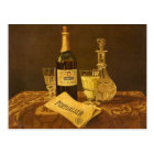 Postcard Pernod Fils - Charles Maire painting