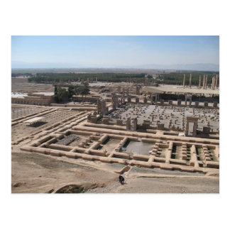 Postcard - Persepolis Overview, Iran
