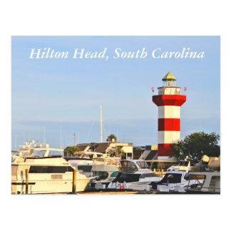 Postcard, Photography of Hilton Head, SC Postcard