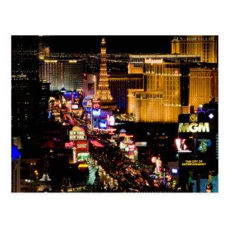 Postcard/Postcard Las Vegas Striptease Postcard