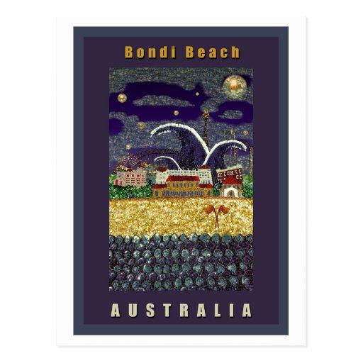 Postcard | Purple Haze Bondi | Bondi Beach