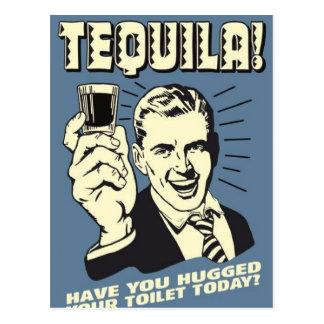 postcard,retro,tequila postcard