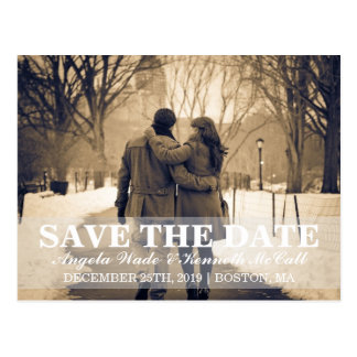 Postcard | SAVE THE DATE