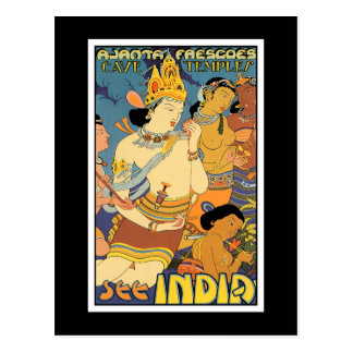Postcard: See India Postcard