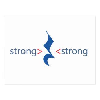 postcard strong>kwart rust<strong