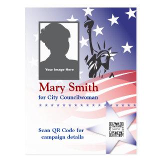 Postcard Template Campaign
