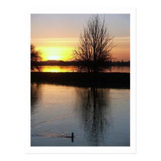 Postcard - Tewkesbury UK