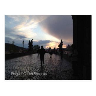 Postcard - The Charles Bridge, Prague