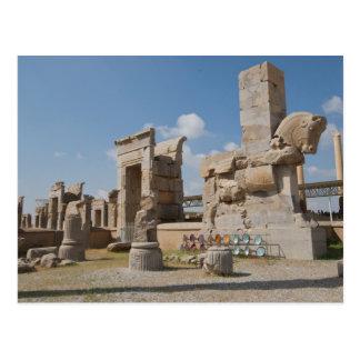 Postcard - The Ruins off Persepolis, Iran