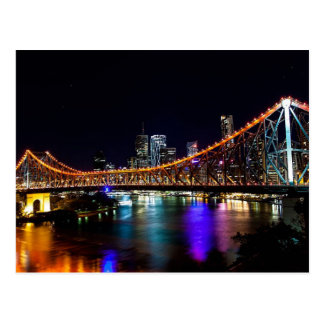 Postcard The Story Bridge, Brisbane