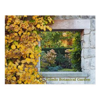 postcard, TOLEDO BOTANICAL GARDEN (OHIO,USA) Postcard