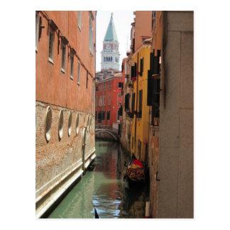 "Postcard - Venice ""Back Alley"""