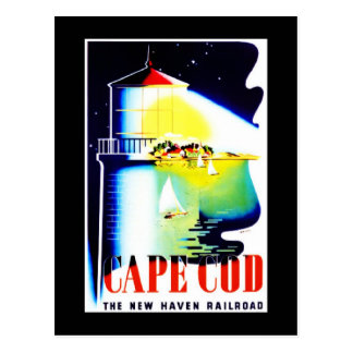 Postcard-VIntage Travel-Cape Cod Postcard