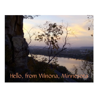 Postcard With a view of Minnesota!