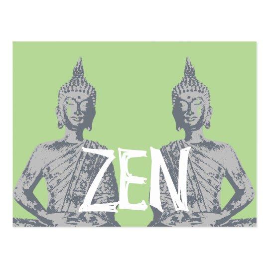 Postcard ZEN