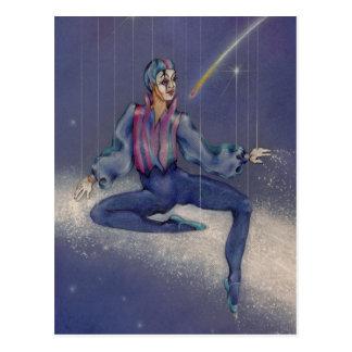 Postcards - Cosmic Mime