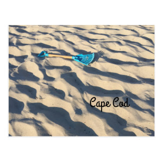 Postcards from Cape Cod (White Sandy Beach)