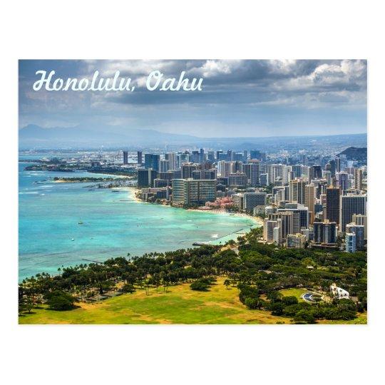 Postcards from Honolulu, Oahu