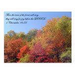 Postcards: Trees Sing