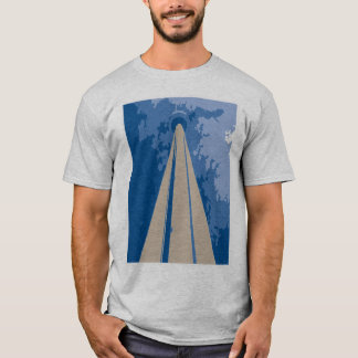 Poster abstract n 6  T-shirt