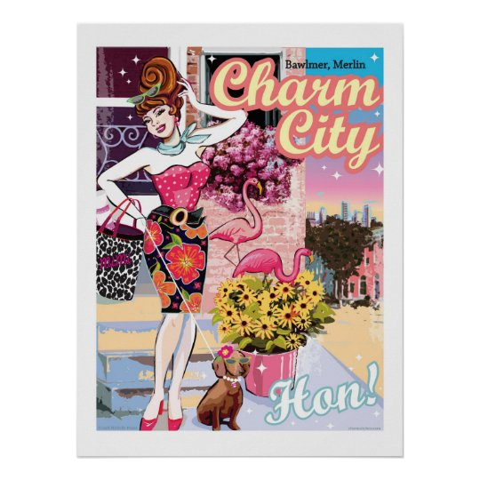 POSTER_CharmCityHon Poster