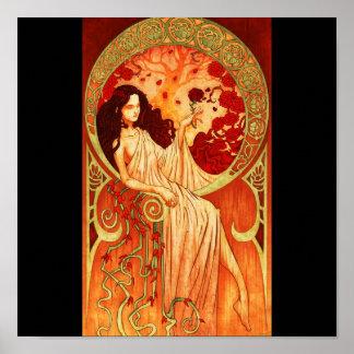 Poster-Classic Art-Mucha 11 Poster
