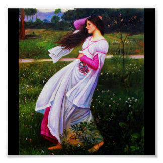Poster-Classic Art-Waterhouse 15 Poster
