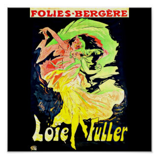 Poster-Classic/Vintage-Jules Chéret 6 Poster