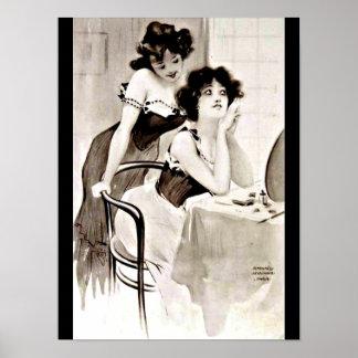 Poster-Classic/Vintage-Raphael Kirchner 37 Poster