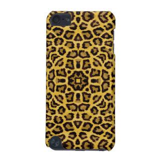 Poster de animal abstrait de guépard de hippie coque iPod touch 5G
