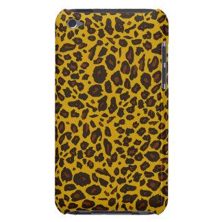 Poster de animal de léopard coque barely there iPod