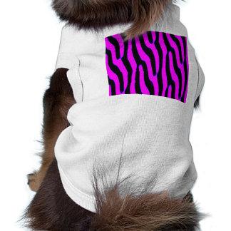 Poster de animal sauvage rose impertinent manteau pour animal domestique