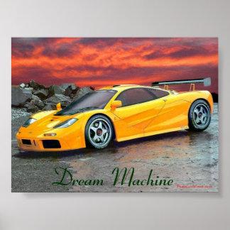 Poster: Dream Machine Poster