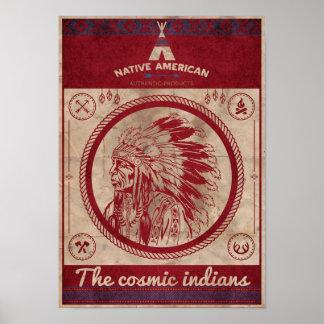 "poster film ""indians """