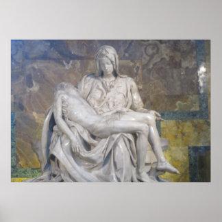 Poster--La Pieta Poster
