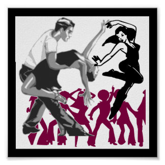 Poster-Love the Arts-Dance Poster