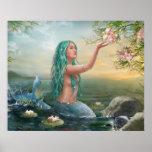 poster Mermaid Ariel