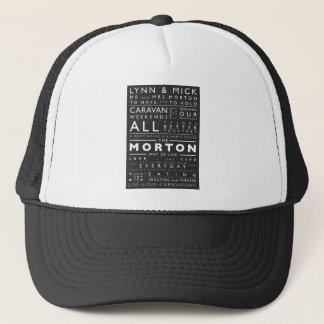 POSTER_MORTON (MICK).pdf Trucker Hat