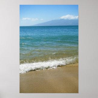 Poster of Maui Beach
